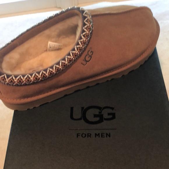1b3d6d320f5 Ugg For Men Tasman slipper (chestnut) Size 10 NWT